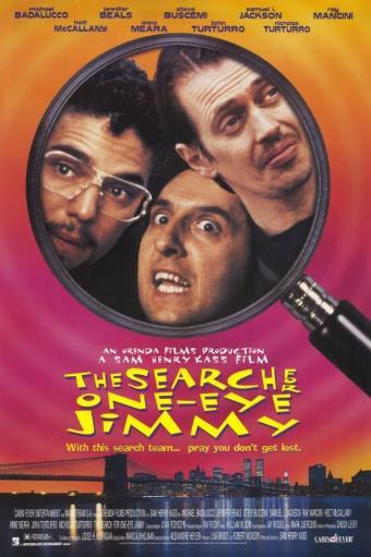 The Search for One-Eyed Jimmy Movie Poster (11 x 17) OQNAR4VOX4ATE0X3
