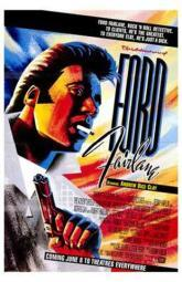 The Adventures of Ford Fairlane Movie Poster (11 x 17) MOV209989