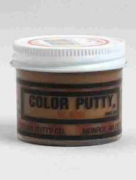 Color Putty 144 Oil Based Wood Filler Putty, Teakwood, 3.68 Oz.