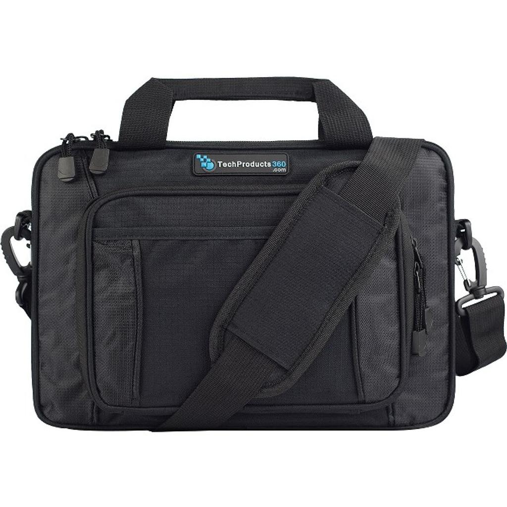 Tech products 360 tpccx-125-1201 chrome carrying case 12