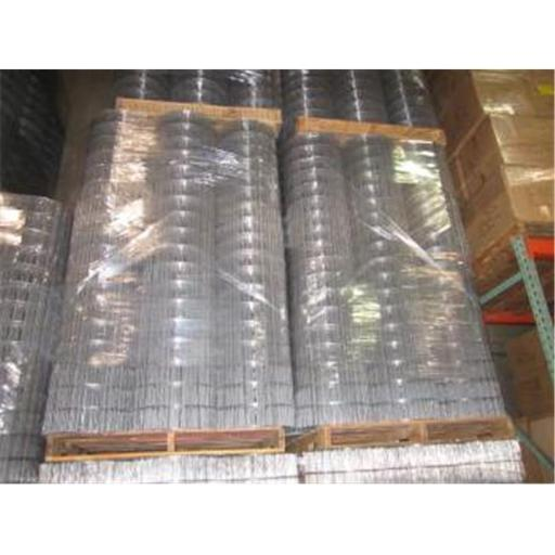 Fencer Wire 5 x 100 ft. 12.5 Gauge Welded Wire Fence, 2 x 4 in. Mesh