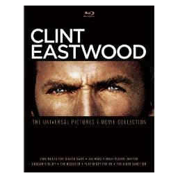 Clint eastwood-universal pictures 7-movie collection (blu ray) (4discs) BR61169611