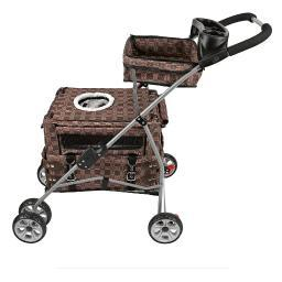 "Kittywalk Kwpsroy55 Royale Kittywalk Flying Stroller Royale 20"" X 12"" X 32"""
