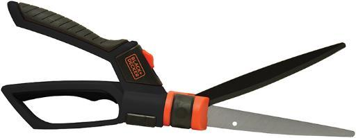 BLACK AND DECKER Black & Decker 360 Degree Rotating Grass Shears