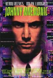 Johnny Mnemonic Movie Poster (11 x 17) MOV210071