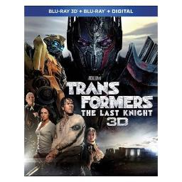 Transformers-last knight (blu ray/3d w/digital hd) (3-d) BR59191204