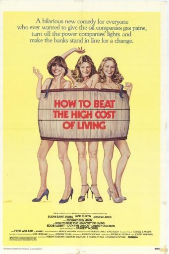 How to Beat the High Cost of Living Movie Poster Print (27 x 40) YNPF8KLARWWSLBEQ