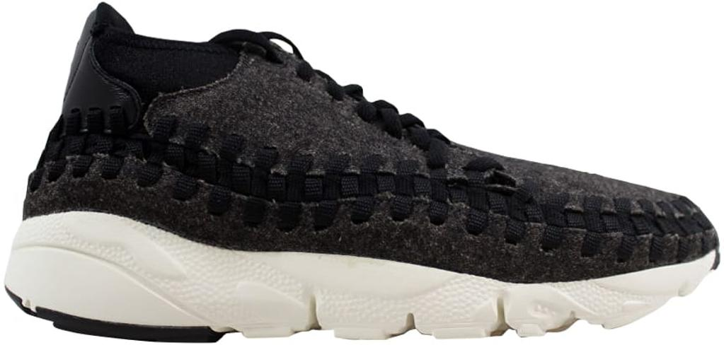 Nike Air Footscape Woven Chukka SE Black/Black-Ivory857874-001