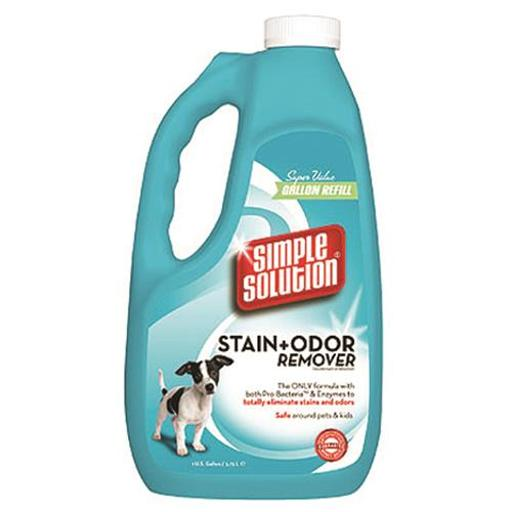 BRAMTON COMPANY SIMPLE SOLUTION PET STAIN & ODOR REMOVER 1 GAL 6614C8155EEFFC1A