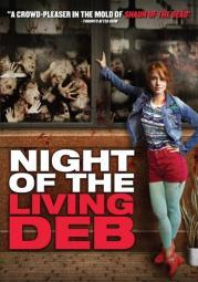 Night of the living deb (dvd) D8244D