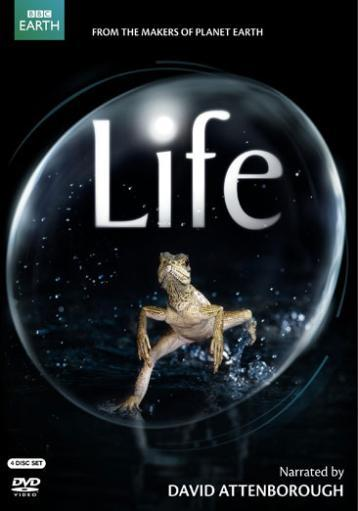 Life (narrated by david attenborough) dvd (4 disc/eng-sp-fr sub) AGBVCOPQPB33V9FP