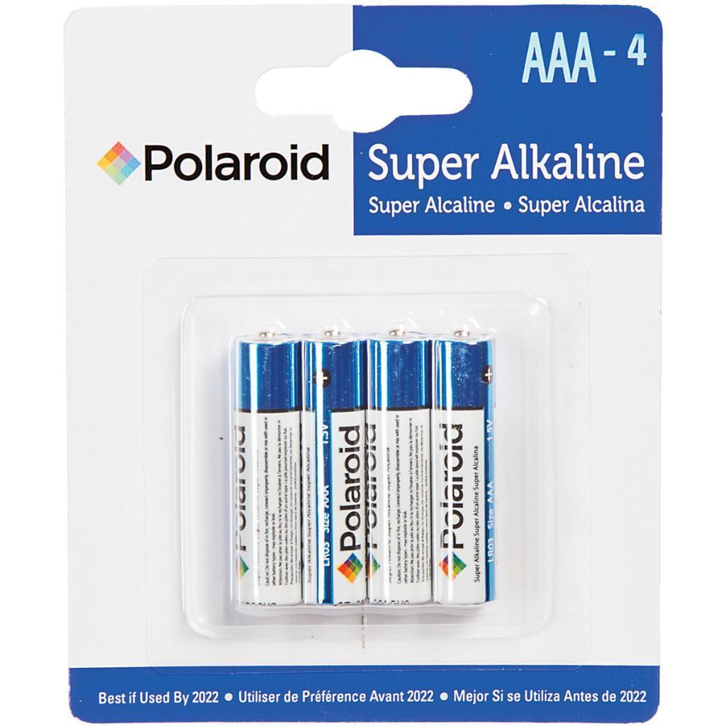 Aaa Battery 4/Pkg-