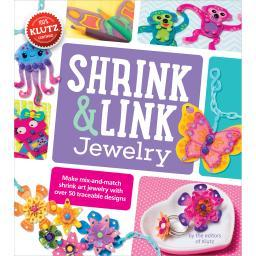 Shrink & Link Jewelry Book Kit-