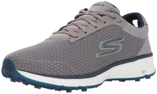 Skechers Mens Go Golf Low Top Lace Up Golf Shoes