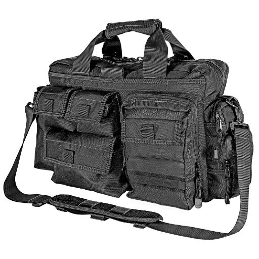 Kiligear Tectus Tactical Elite Concealed Carry Bag Briefcase – 910122