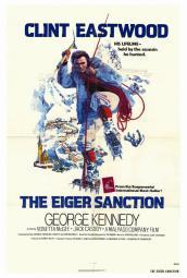 The Eiger Sanction Movie Poster Print (27 x 40) MOVIF7365