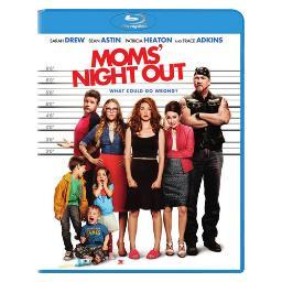 Moms night out (blu-ray/ultraviolet/ws 2.40/dol dig 5.1/eng) BR43928