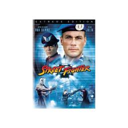 STREET FIGHTER EXTREME EDITION (DVD) (ENG SDH/FREN/SPAN/DOL DIG 2.0) 25192011436