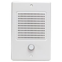 M&S SYSTEMS DS3B Door Speaker with Bell Button DS3B