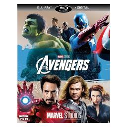 Avengers (marvel) (blu-ray/digital hd/re-pkgd) BR146371