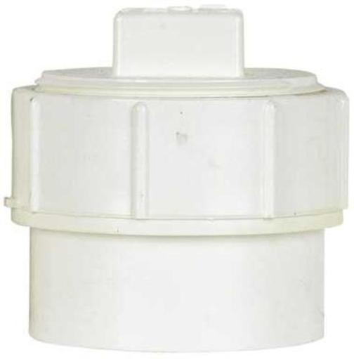 Charlotte Pipe & Found Pvc00105x1200ha Pvc Clean-out Adapter 4