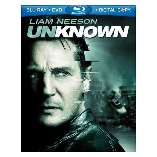 Unknown (2011/blu-ray/dvd/dc/combo/2 disc) 1284075