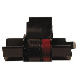 Ir40T Compatible Calculator Ink Roller Black/Red | Total Quantity: 1