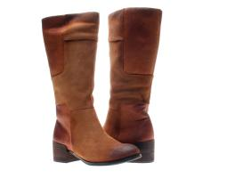 Antelope 355 Knee High Tobacco Women's Boots 355-Tobacco