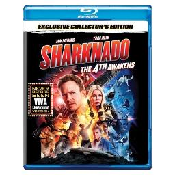Sharknado-4th awakens (blu ray) (ws/1.78:1) BRAY5187