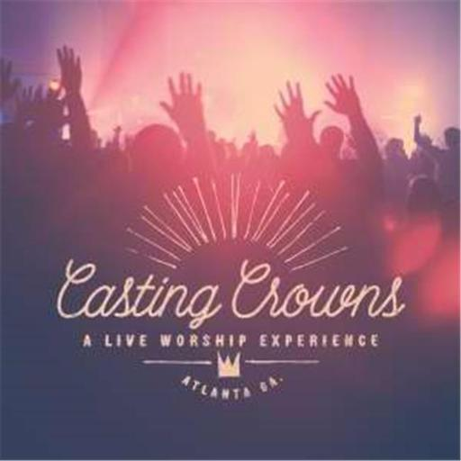 Provident Distribution Group 076197 Audio CD-Casting Crowns - A Live Worship Experience