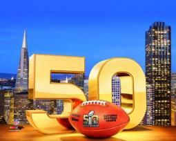 Super Bowl 50 Logo Photo Photo Print - from $15.26