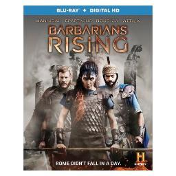 Barbarians rising (blu ray w/digital hd) (ws/eng/eng sub/sp sub/eng sdh/5.1 BR47937