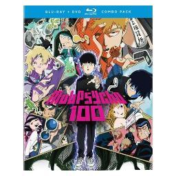 Mob psycho 100-complete series (blu-ray/dvd combo/4 disc) BRCR01467