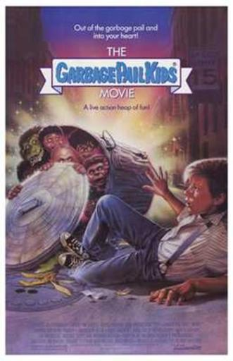 Garbage Pail Kids Movie Poster (11 x 17) YEQZUZUZH14KYXYK