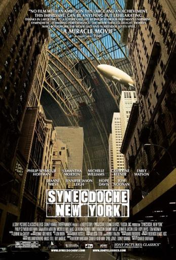 Synecdoche, New York Movie Poster Print (27 x 40) 1206001