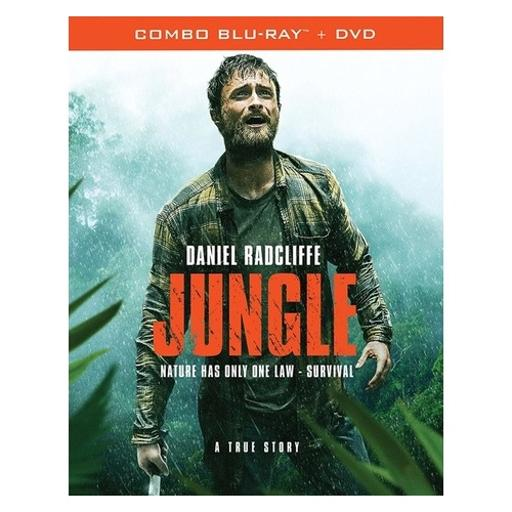 Jungle (blu ray/dvd combo) (2017/2discs/ws/1.85/dol dig 5.1) WCCSWNXISRFQG1SF
