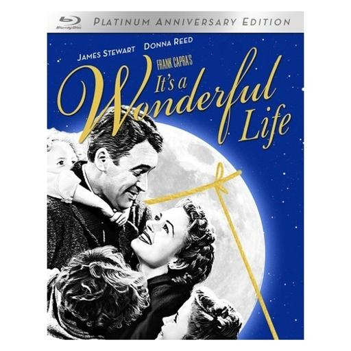 Its a wonderful life (blu-ray/2 discs/2016 re-packaging/70th anniversary) LELSXFMPGP6E67EN