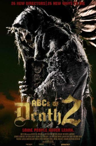 ABC's of Death 2 Movie Poster (11 x 17) 783093