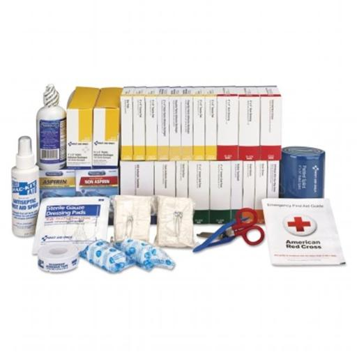 First Aid Only FAO90618 2 Shelf ANSI B Plus Refill with Medications