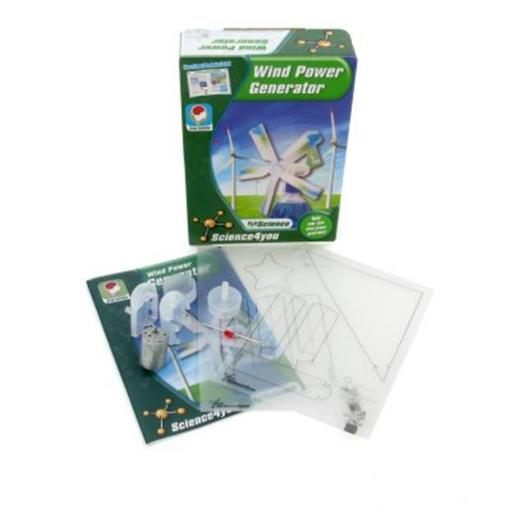 American Educational Products Sfy-91758 Wind Power Generator- Science 4 You