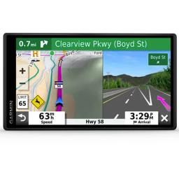 Garmin DRIVESM55LMT 5.5 inch Traffic Car Mount GPS System