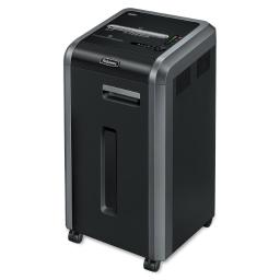 Fellowes, inc. 3825001 powershred  225ci provides high performance commercial shredding. 100% jam proof