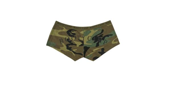 a0a2e7c97f Rothco Womens Camo Booty Camp Shorts, Underwear, Panties ...