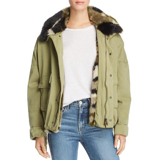 Pam & Gela Womens Winter Cold Weather Utility Jacket