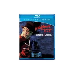 NIGHTMARE ON ELM STREET 2 & 3 (BLU-RAY/DBFE) 794043149313