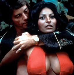 Foxy Brown Peter Brown Pam Grier 1974 Photo Print EVCMCDFOBREC004H