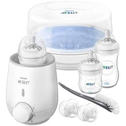 Philips SCD20701 Avent Natural All-in-One Gift Set