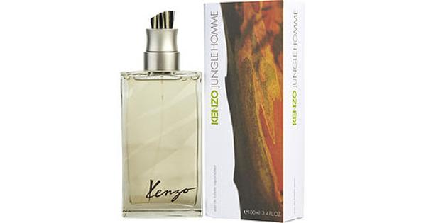 Kenzo Men Kenzo Kenzo Jungle Edt Spray 3.4 Oz(Pack Of 1) Kenzo Kenzo Jungle EDT Spray 3.4 oz.Introduced in the year 1996 by the design house of Kenzo. Kenzo Jungle is a sharp, fresh fragrance with a blend of oriental musks and lower woodsy notes. It is recommended for casual wear.