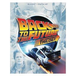 Back to the future 30th anniversary trilogy (blu ray w/digital hd) (4discs) BR61167110