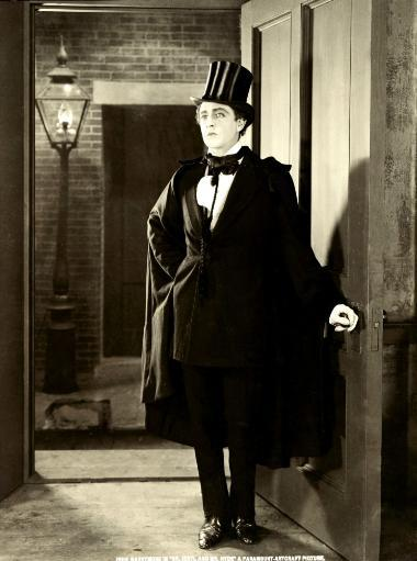 Dr. Jekyll And Mr. Hyde John Barrymore As 'Dr. Henry Jekyll' 1920. Photo Print T8CQ1BOM1JWFIMFP